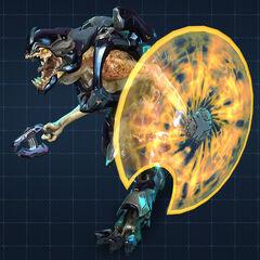 Jackal Heavy in Halo 4