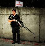Nathan Fillion sniper