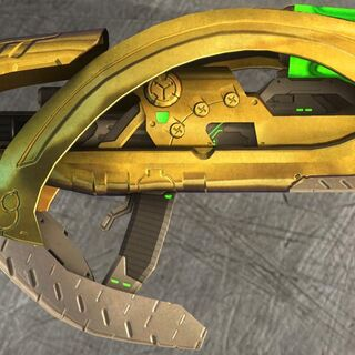 Cannoni a Barra di Combustibile in Halo 3