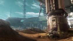 Halo 4 Karte Harvest