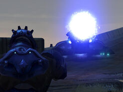 Plasma mortar