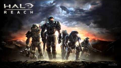 Halo Reach Soundtrack - Extras Ghosts and Glass (Piano)