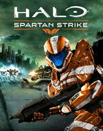 Halo Spartan Strike Cubierta