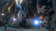 Monolith battle