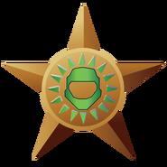 H3 Medal Unstoppable