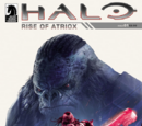 Halo: Rise of Atriox Issue 1