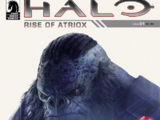 Halo: Rise of Atriox Issue 1