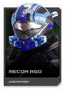 H5G REQ card Recon RSO-Casque