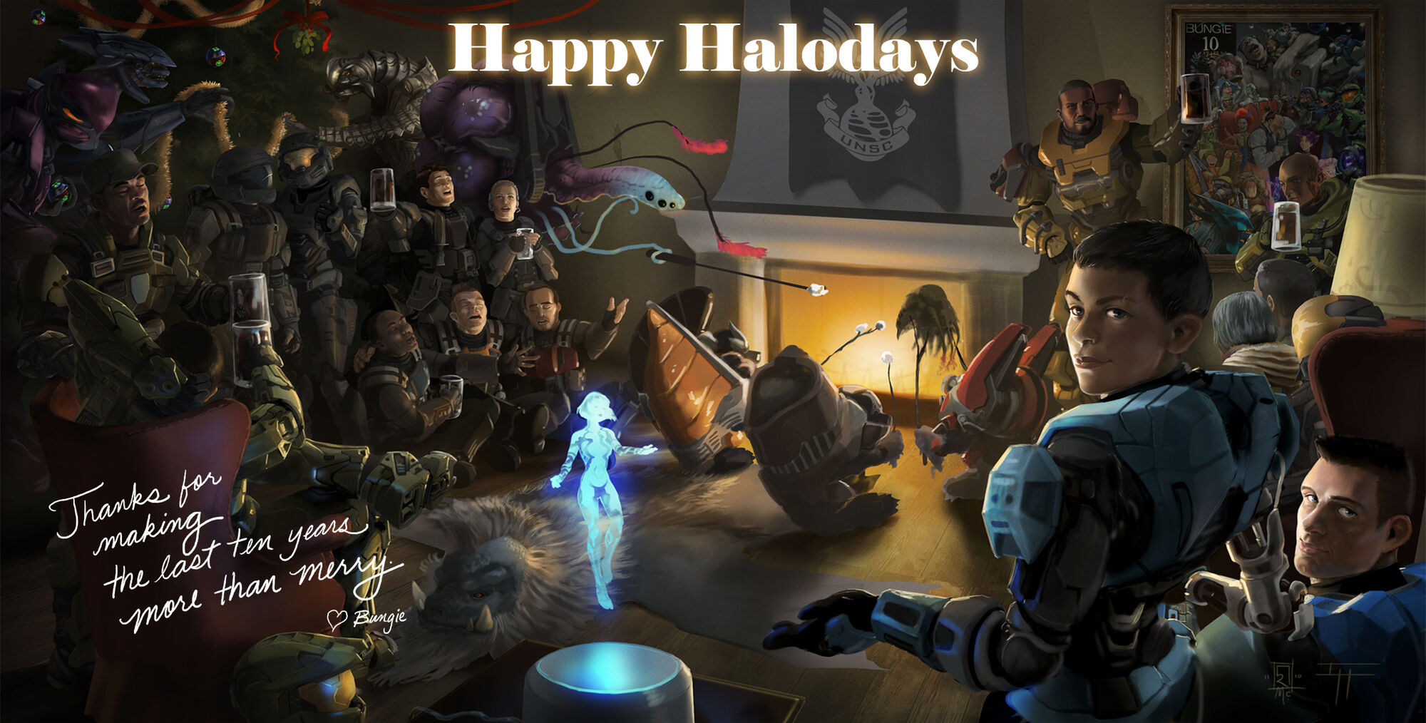 Image result for halo christmas