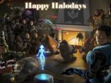 Bungie Holiday Card