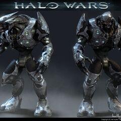Elite Halo Wars