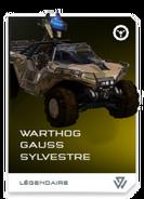 H5G REQ Card Warthog Gauss sylvestre