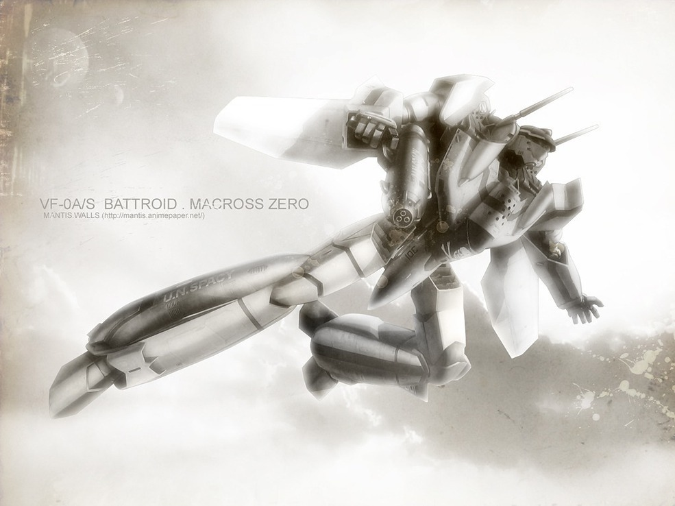Animepaper Wallpaper Standard Anime Macross Zero Vf 0a Battroid 63419 Mantis Preview F0ec3d90