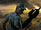 XBR55 Service Rifle