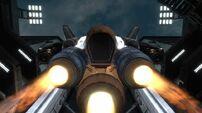 Halo- Reach - Saber Engines