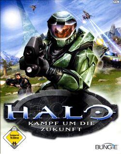 Halo CE Cover Deutschland