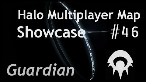 Halo Multiplayer Maps - Halo 3 Guardian