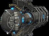 Motor Desliespacial Shaw-Fujikawa