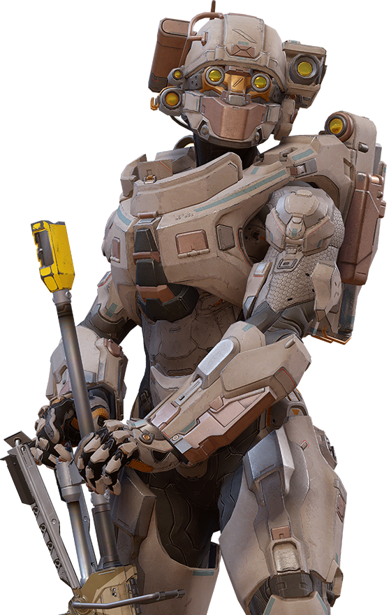 Linda-058 | Halo Alpha | FANDOM powered by Wikia