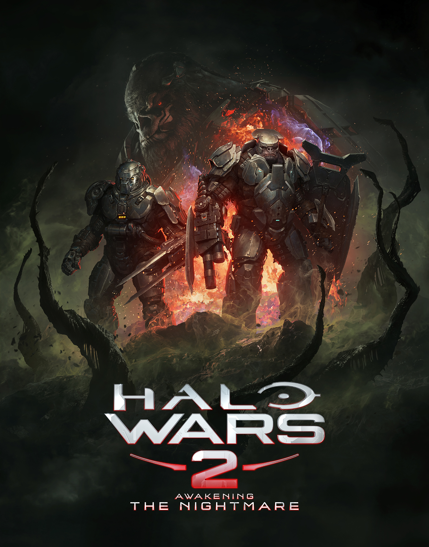 Halo Wars 2: Awakening the Nightmare | Halo Alpha | FANDOM