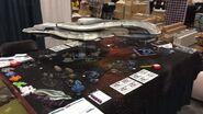 Halo Fleet Battles Nave CSO