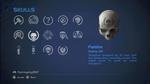 HCEA Famine Skull