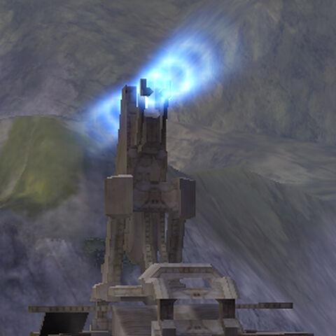 La gondola del livello <a href=
