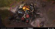 HW2 Cocooned base UNSCR Art 2