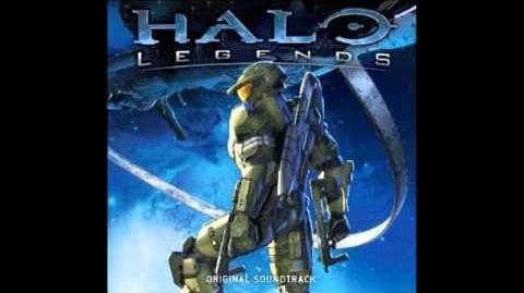 Halo Legends OST - Shattered Legacy