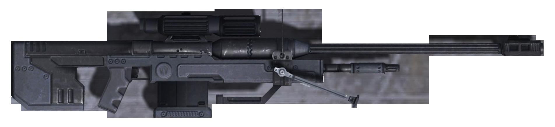 Sniper Rifle System 99d Series 2 Anti Materiel Halo Alpha Fandom