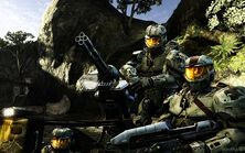 Halo Wars Wallpaper 2 by igotgame1075