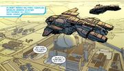 Planet Reach Military Complex