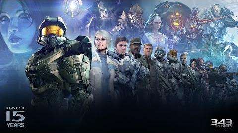 Halo 15th Anniversary Tribute