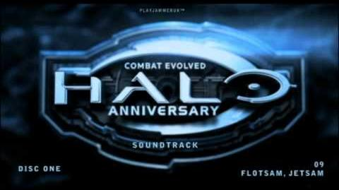 Halo Anniversary Soundtrack - Disc One - 09 - Flotsam, Jetsam