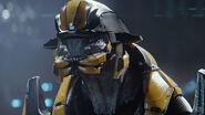 Thel 'Vadam como aparece en las cinemáticas de Halo 2 anniversary