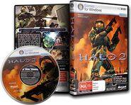 Caja y disco H2