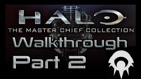 Halo- The Master Chief Collection Walkthrough - Part 2 - Halo