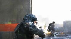 Halo-combat