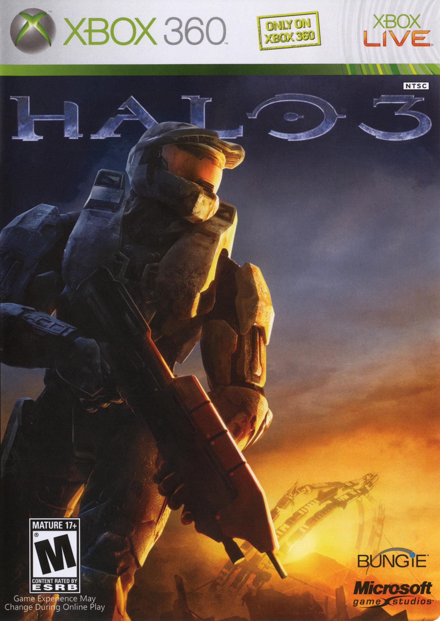 Halo 3 Halopedia Fandom Powered By Wikia