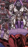Atriox trono