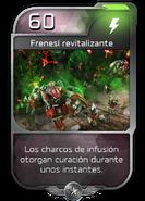 Blitz - Desterrado - Voridus - Poder - Frenesí inestable