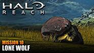 Halo Reach MCC PC Walkthrough - Mission 10 LONE WOLF (Sub ITA)