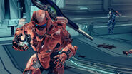 Red team has the oddball
