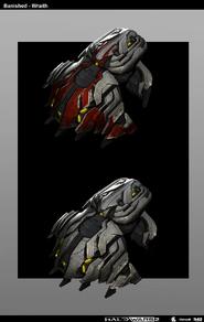 Wraith Desterrados modelo HW2