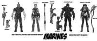 HaloMMO Marines (class) 2