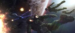 Halo The Fall of Reach serie 6