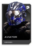 H5G REQ card Casque-Aviator