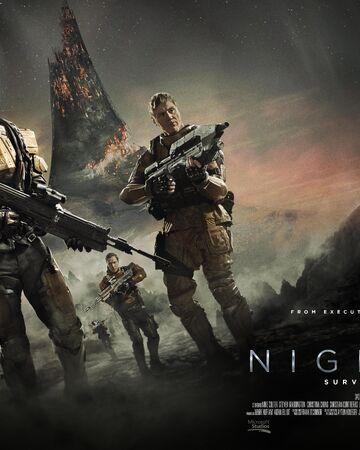 Halo Nightfall Halo Alpha Fandom