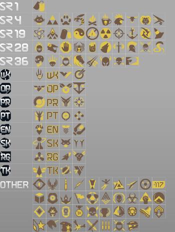 Halo 4 Embleme