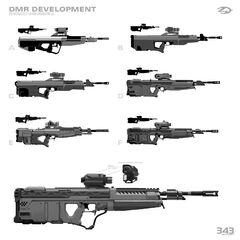 Verschiedene Konzeptzeichnungen der M395
